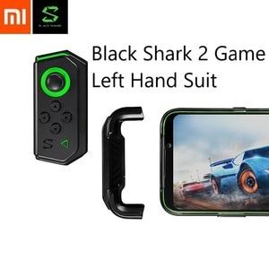Image 5 - מקורי Xiaomi שחור כריש 2 כפול שקופיות Gamepad מקרה קליפ צורת נייד משחק בקר מכאני רכבת חיבור מקרה