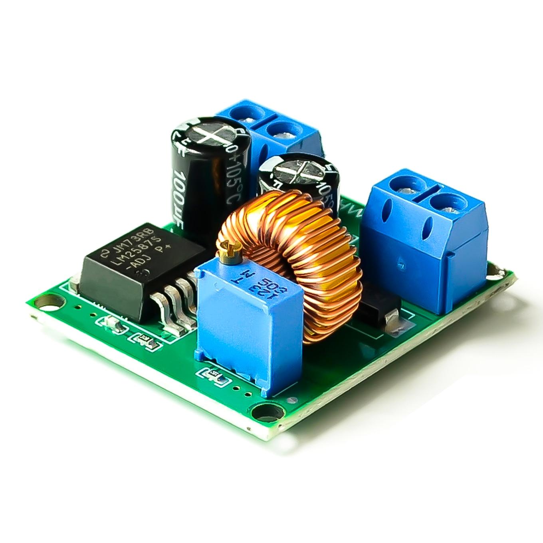 3V//5V//12V to 19V//24V//30V//36V DC Adjustable Boost Module LM2587 Power Supply Boar