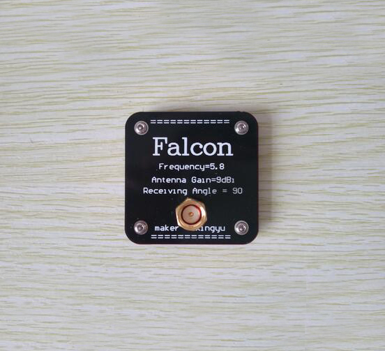 FALCON 5.8GHz 9dBi High Gain SMA Antenna for FPV suitable Fatshark goggles glasses
