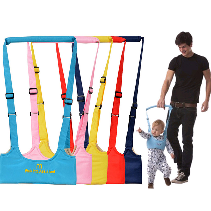 Baby Walker Toddler Harness Protable Baby Walking Assistant Backpack Leash For Kid Child Learning Walking Baby Belt Safety Reins