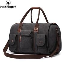 Travel Bag Large Capacity Men Hand Luggage