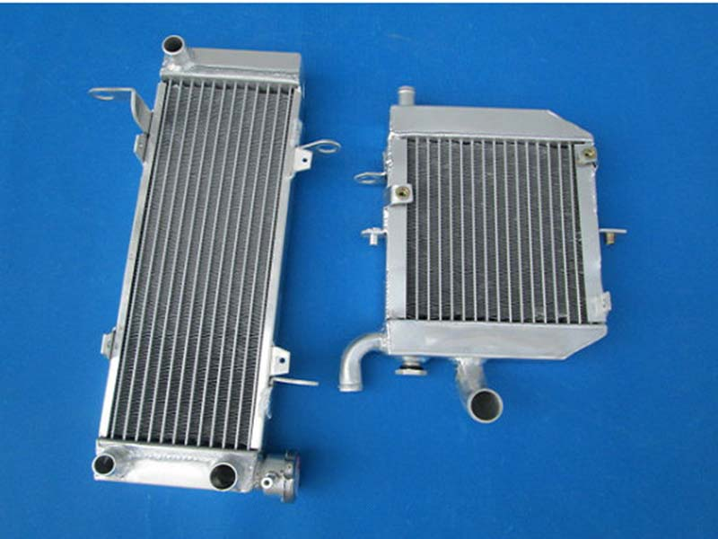 Aluminum Radiator L R For HONDA RVF400 NC35 or NC30 VFR400 Factory Outlet
