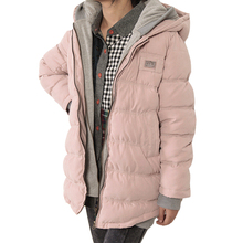 2016 Fashion  women's winter coats   winter Leisure  thick velvet cap  women's leather coat