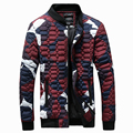 new arrivals fashion men winter jacket army camouflage hooded down parka 2 color M L XL XXL 3XL AA9