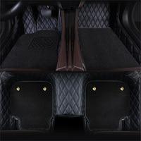Левосторонний/правосторонний коврики для Lexus J200 LX 570 LX570 RX 200 T RX350 RX270 ES250 ES300H ES350 5D автостайлинг ковры (2008