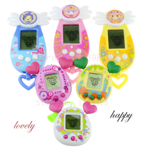 2016 Mini Electronic Toys/ Digital Pet Gift Toy Game Machine Board Game for Tamagochi/ E-pet , pet game machine free shipping