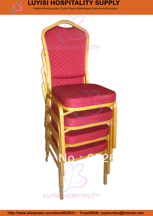 цены Steel stacking conference chair LUYISI103025R