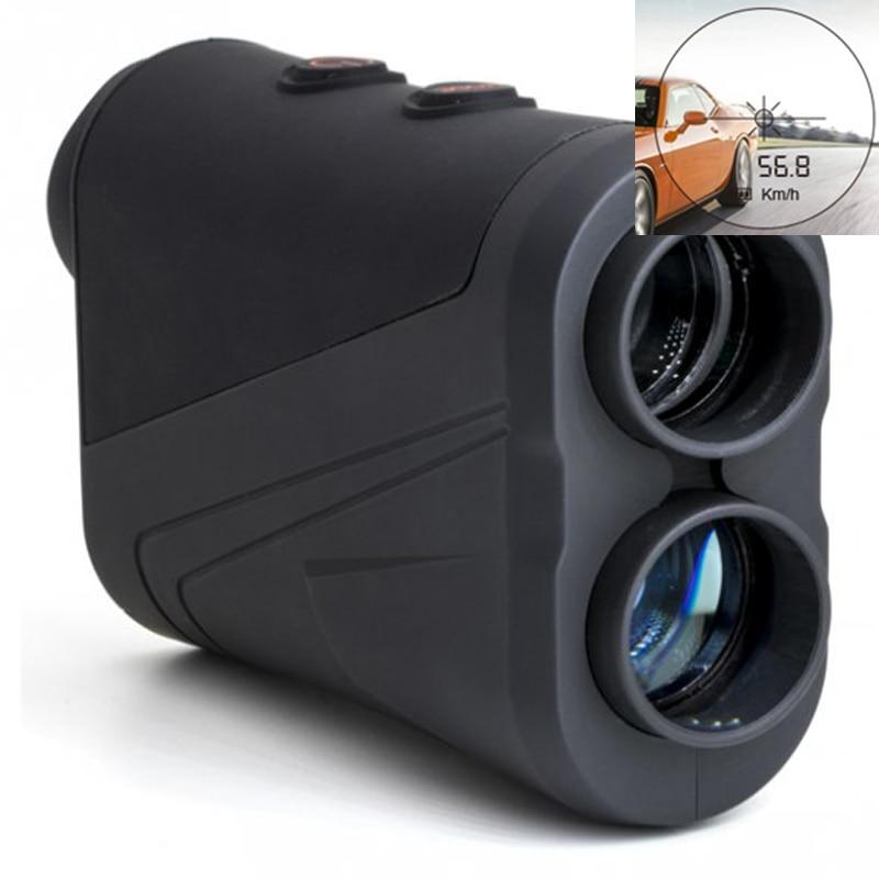 Multi function 600m laser Distance Meter Speed Rangefinder Golf Rangefinder Hunting Rangefinder Telescope Speed measure tester