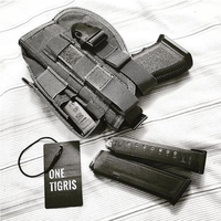 OneTigris Tactical Molle Modular Pistol Holster With Mag Pouch For Right Handed Shooters 1911 45 92