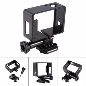 Image 5 - 移動プロアクセサリー移動プロヒーロー 4 3 + 3 保護フレームケースビデオカメラハウジングケースのため Hero4 3 + 3 アクションカメラ