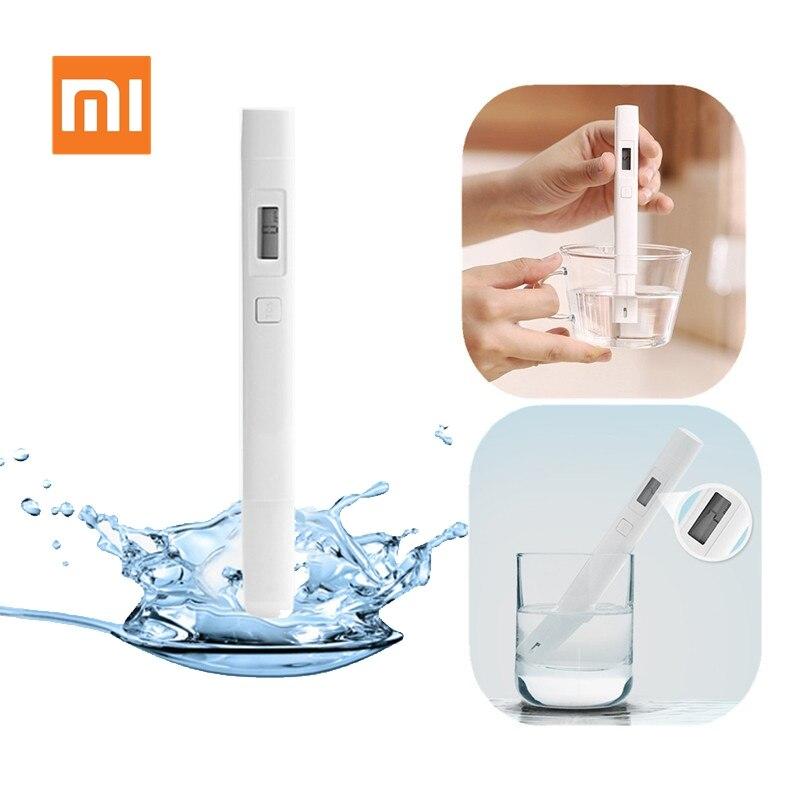 Original Xiaomi TDS Meter Tester Portable Detection Pen Water Quality Test Pen Water Measurement Tool Smart Tester Meter Digital
