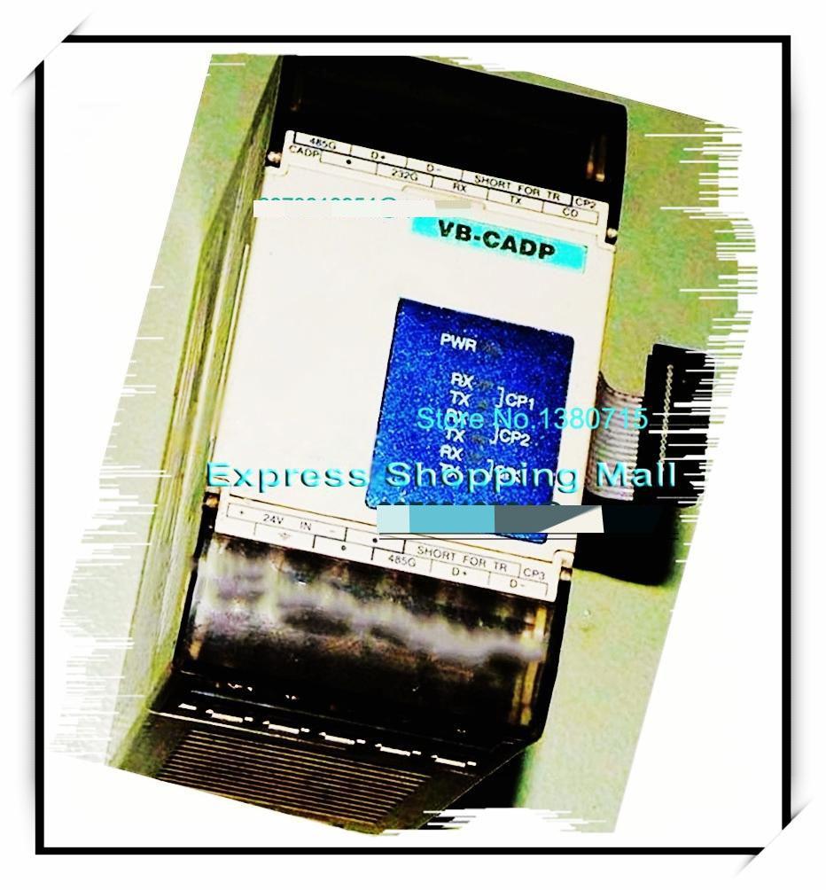 New Original VB-CADP PLC Bi-Port Communication Expansion Module Special Module new original plc module communication board fx3u 232 bd