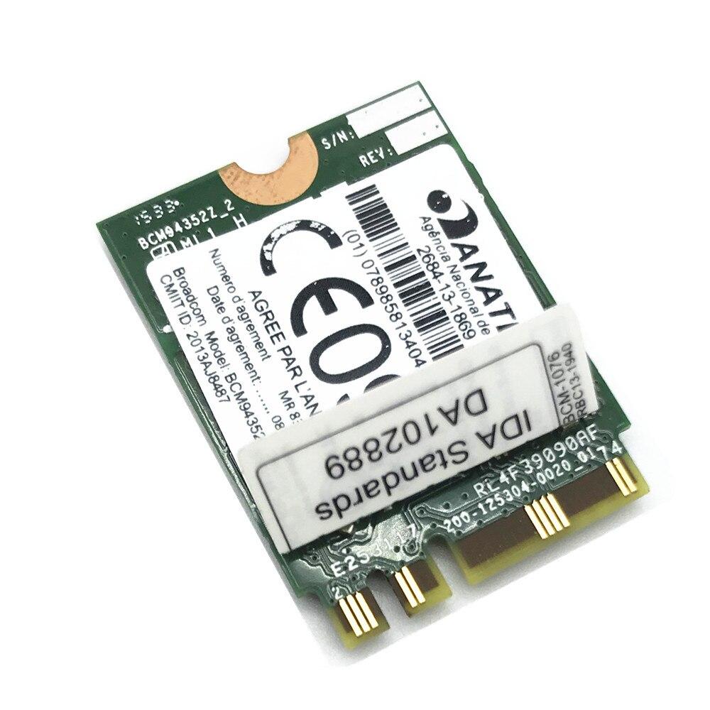 Achat 867 Mbps Broadcom BCM94352Z DW1560 Sans Fil AC NGFF M 2 Wifi