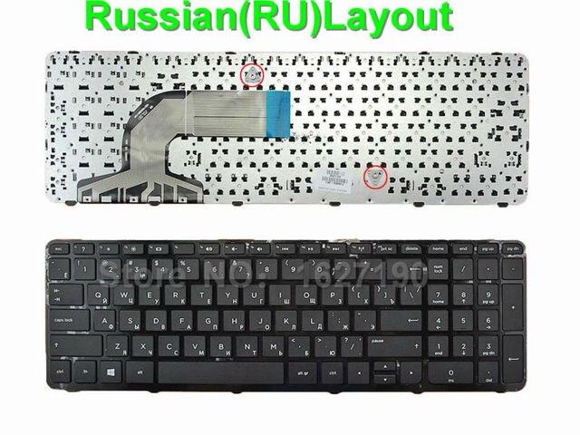 Новый замена Клавиатуры ДЛЯ HP PAVILION 15-E 15 15-N 15 Т 15N017AX 15E029TX E066TX 15E 15N RU клавиатура ноутбука