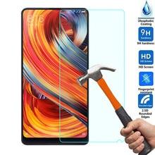 цена на Premium Tempered Glass for Xiaomi Mi6 Mi8 Mi4 Screen Protector Toughened Protective Film for  Mi6 Mi 5c Redmi Note 5Pro Note 4X