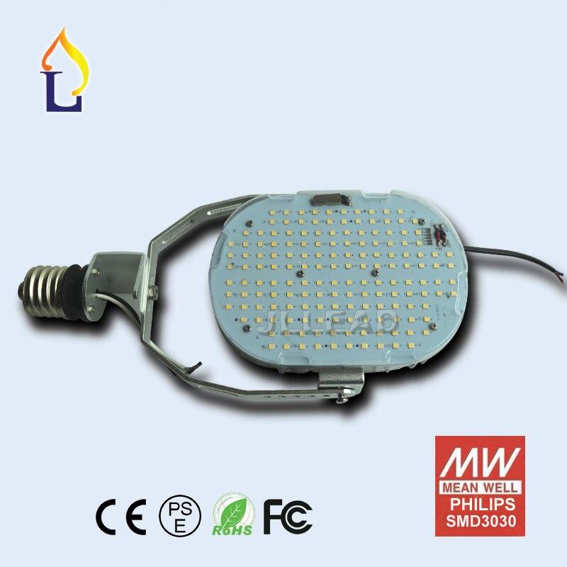 Paquete de 6 E40 E39 100W 120W 150W controlador externo normal kits de retroajuste Led luces de dosel reemplazar 400W smd3030 lámparas de estacionamiento - 2