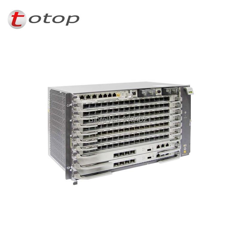 Conscientious Hua Wei 10g Ma5800-x17 With Dc Power Supply Ma 5800 Epon Olt 2 Mpla & 2 Pila X17 Gpon