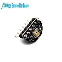 Módulo de micrófono individual, interfaz I2S de alta sensibilidad, 1 Uds.