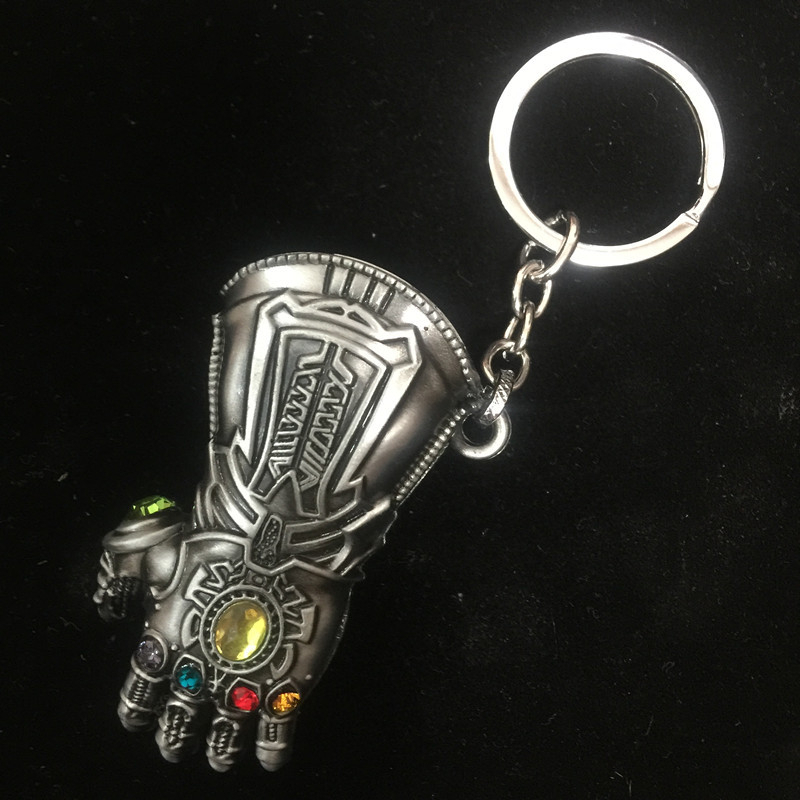 Avengers: Infinity War Thanos Nebula Cosplay Gloves  Armor Model  Keychain  Chain Armor Unisex Metal
