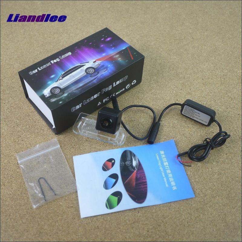 Liandlee Auto Laser Fog Lamp For Mercedes Benz CLA Class C117 2013-2015 Prevent Rain Fog Haze Fog Lamps Auto Truck Car Alarm бумажник wb14 117 2015