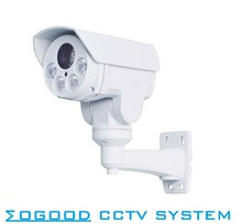 MoGood Multi-language Version 2MP/1080P Mini PTZ  IP Camera  2.8-12mm 4X Zoom Support P2P HIK/ONVIF Protocol IP66 Outdoor Use