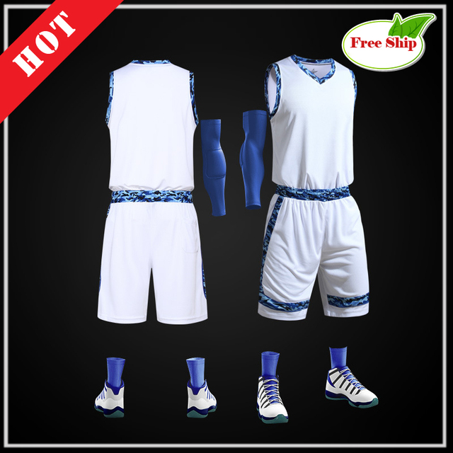 retro college basketball jersey throwback sports shorts t-shirt unifrom man cheap jerseys clothes men suits Customized DIY FA02