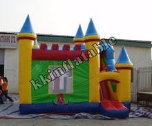 HOT-SELLING PVC Jumping Inflatable House Bouncer