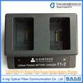 Оригинал ilsintech F1-2 волокна сварочный аппарат устройство ILSINTECH Swift-F1 Swift-F3 Оптическое Волокно Fusion Splicer зарядное устройство