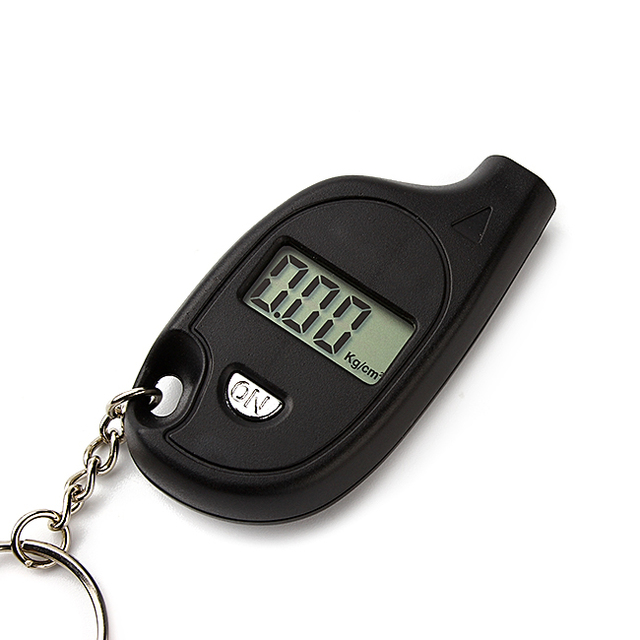 Portable Digital Car Tire Pressure Tester Motorcycle Auto Tyre Air Meter Gauge LCD Display Procession Tool 3-150 PSI Safety