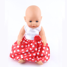 The new 2016doll clothes Wear fit 43cm Baby Born zapf Children best Birthday Gift(only sell clothes)m21