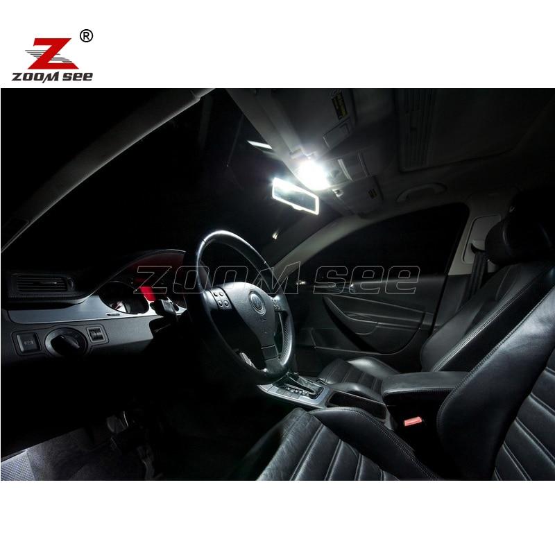 13 հատ LED գմբեթավոր լամպ Volkswagen - Ավտոմեքենայի լույսեր - Լուսանկար 5