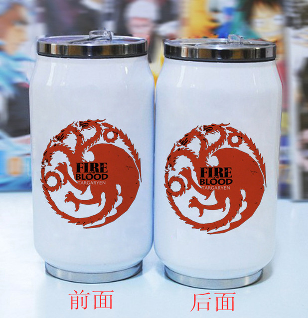 Game of Thrones Insulated Mugs