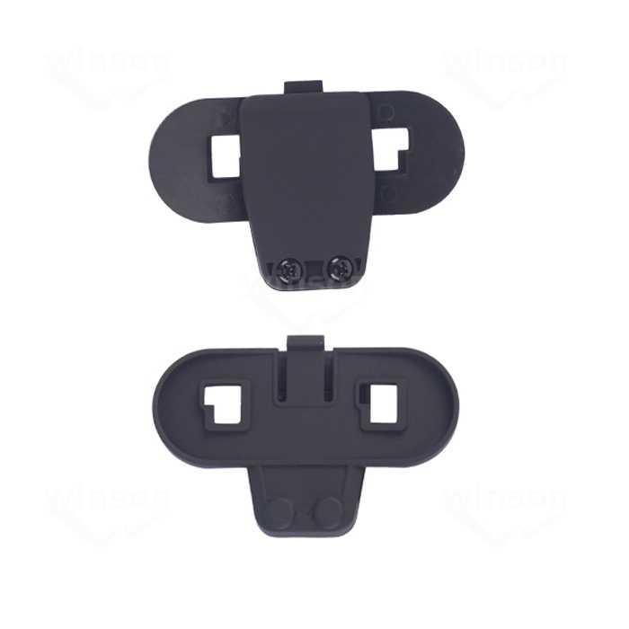 1 pièces Clip support costume pour T-COMVB, TCOM-SC, T-COM02 casque de moto bluetooth interphone casque accessoires