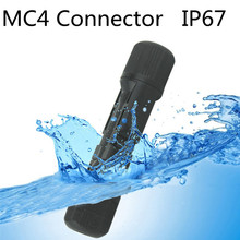 10Pairs x MC4 Connector male and female, Solar Panel 30A 1000V for PV cable 2.5/4/6mm solar panel connect