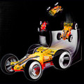 Super cool WLtoys 2308 RC Автомобилей 4-КАНАЛЬНЫЙ Пульт Дистанционного Управления Автомобиль Двусторонняя Скорость Гоночный Автомобиль RC Трюков Автомобиль Игрушки с 2-х Скоростной трансмиссии