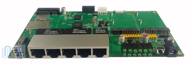 MTK MT7621 Enterprise Wireless Router Sata LTE 4G WIFI OpenWrt MT7603  MT7612 Gigabit MT7621A chipset Sim Card PCBA ODM OEM Board