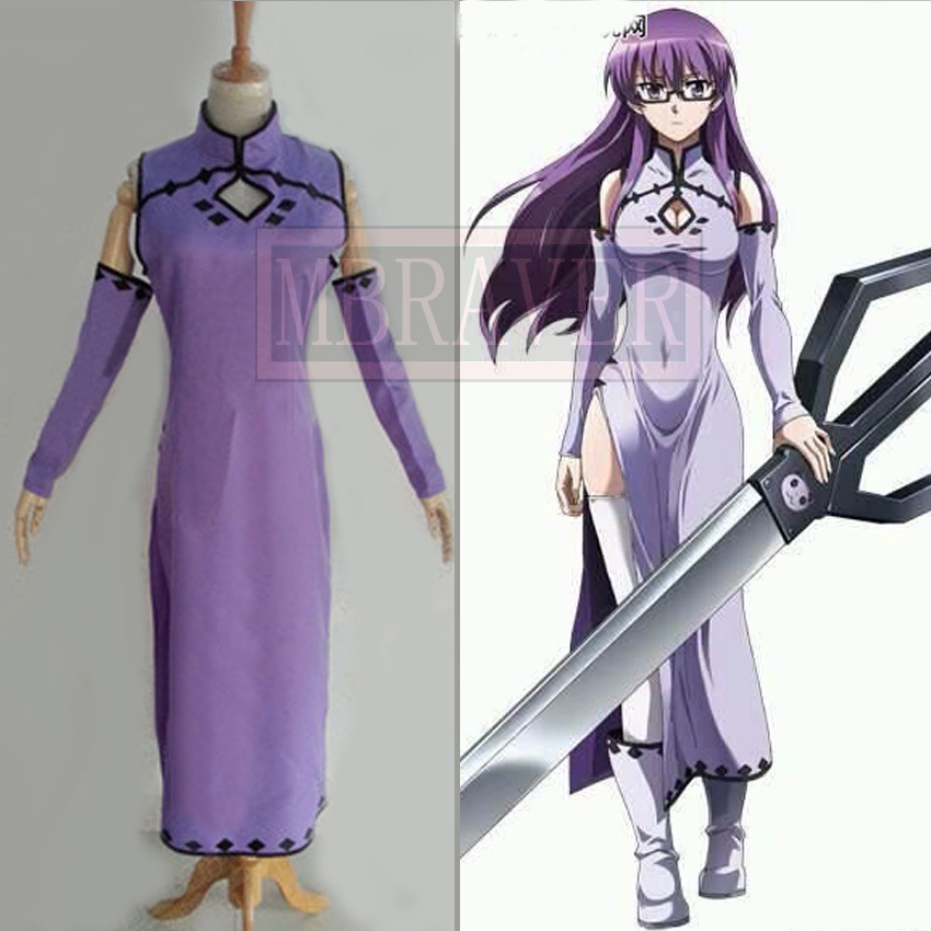 New Arrivel Akame ga Kill Hill Cosplay Costume Custom Made Any Size