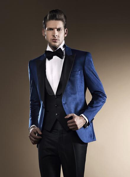 ed4789fbf6b 2017 Latest Coat Pant Designs Royal Blue Men Suit Slim Fit 3 Piece Tuxedo  Prom Style Suits Custom Groom Blazer Terno Masculino