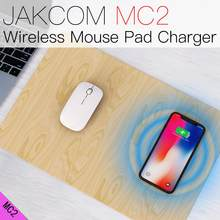 JAKCOM MC2 Wireless Mouse Pad Charger Hot sale in Accessories as gatilho para celular ibasso ds4(China)