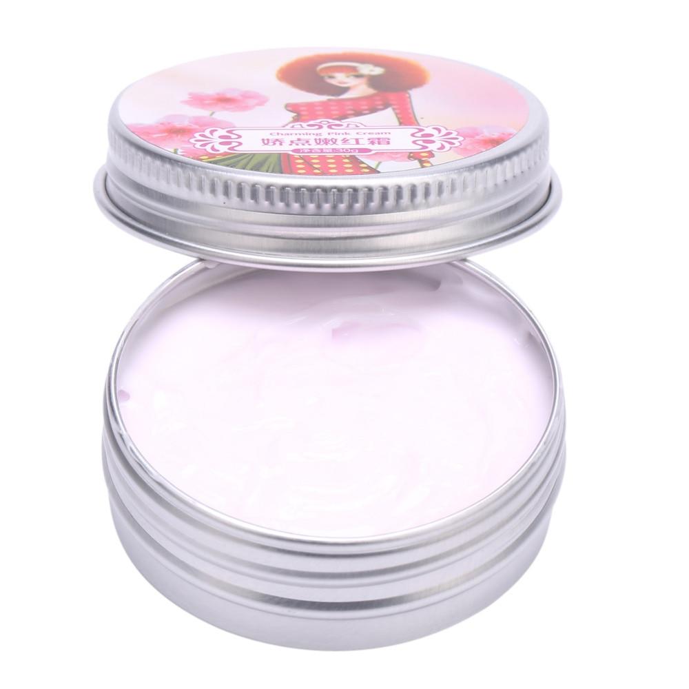 Lightening Whitening Pink Nipple Vagina Lip Cream Underarm Body Care Bleaching Blossom Intimate Facial Skin Care