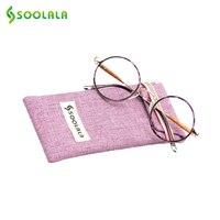 SOOLALA Mens Womens TR90 Reading Glasses Vintage Round Circle Frame Reading Eyeglasses +0.5 1.5 1.75 2.5 2.75 to 4.0 4.5 5.0