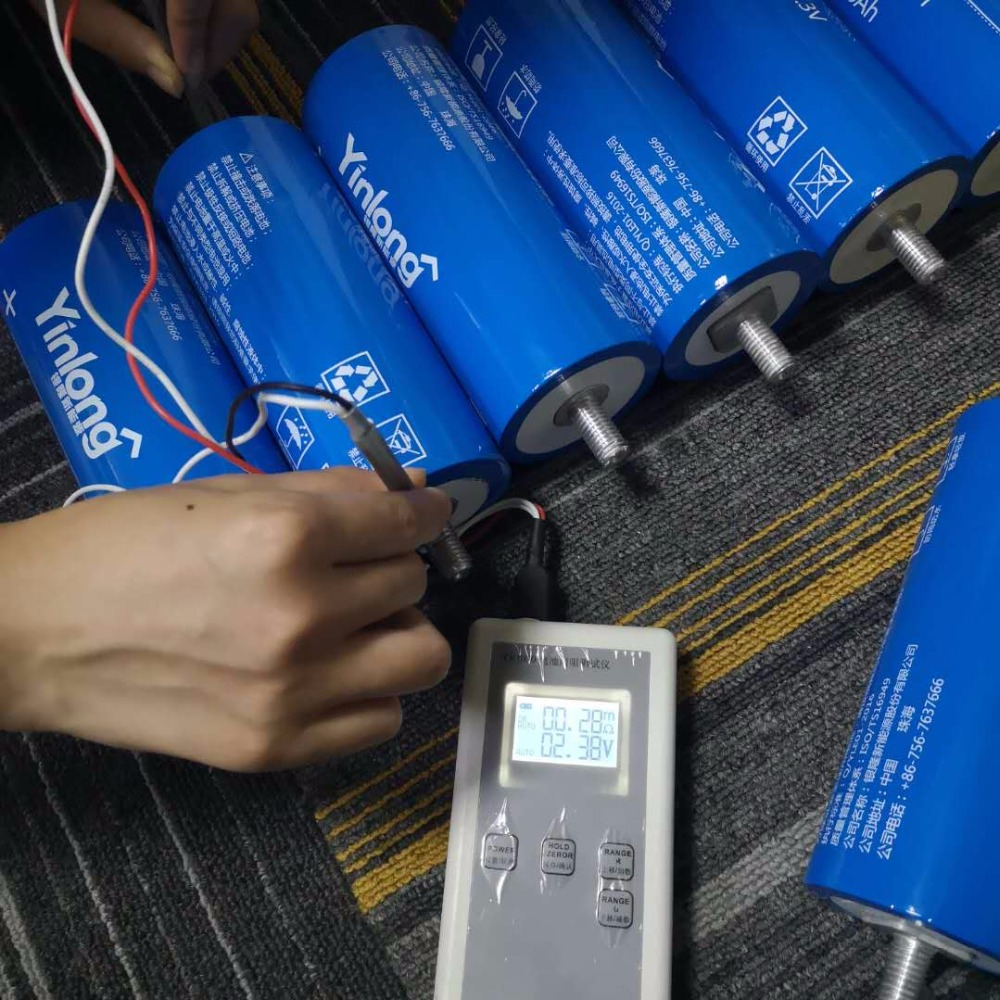 12pcs 2 3v 30ah 35ah 40ah LTO Battery 2 4v Lithium Titanium Oxide LTO Battery for