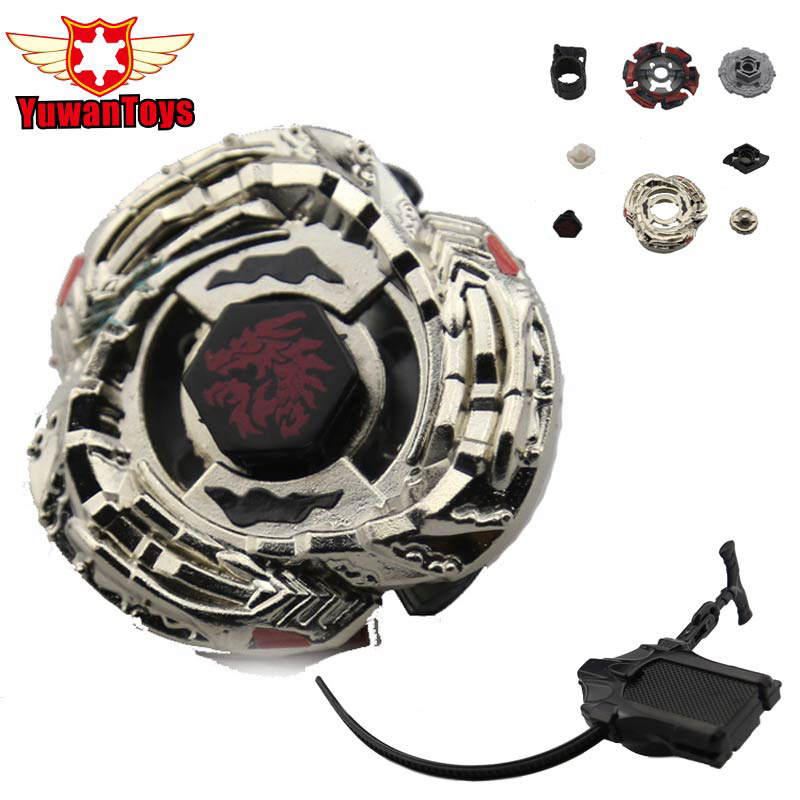 New Beyblade BB121B L-DRAGO GUARDIAN SI30MB Spinning Top Metal Fury 4D Rapidity F:S+Launcher Gyro Classic Toys Christmas Gifts