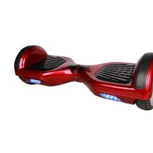 6.5 Inch Hoverboard Smart Balance Wheel Two Wheels Electric Hoverboard Drifting Board Self Balancing Scooter – RED