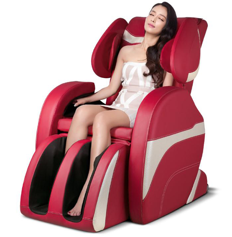 Luxury massage chair household full body multifunctional electric massage sofa Comfortable to enjoy /tb180925 luxury household multifunctional full body massage chair electric fully automatic massage sofa chair relieve fatigue tb180923