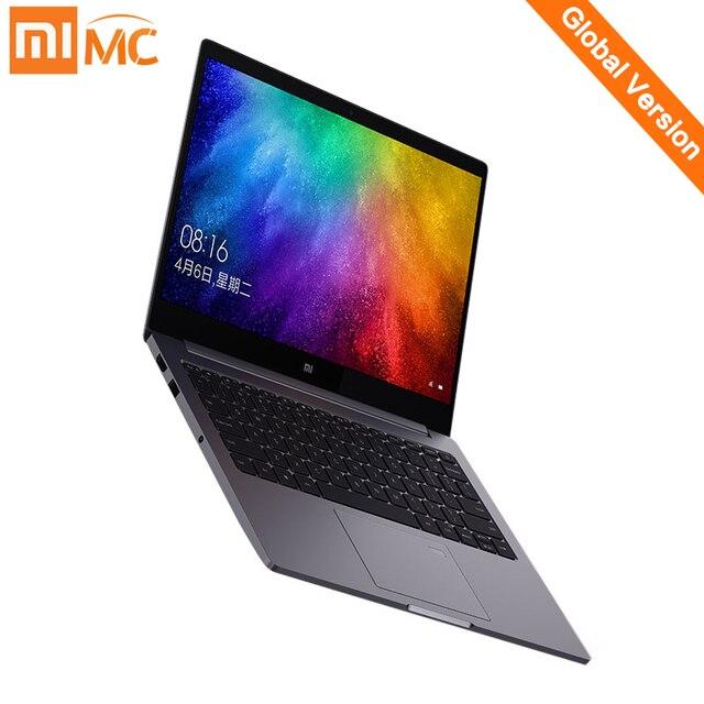 "Version d'origine mondiale Xiao mi mi ordinateur portable Air 13.3 ""Intel Core i5-8250U CPU Quad Core Version améliorée 8 GB 256 GB Windows 10 CE"