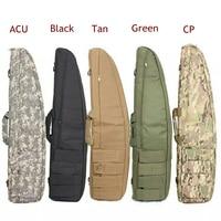 5 Color! 90cm Tactical Gun Bag Airsoft Paintball Hunting Shooting Rifle Gun Case Carbine Shotgun Bag