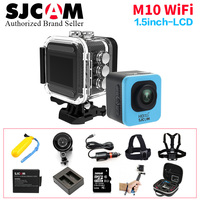 Original SJCAM M10 Series M10 WiFi Helmet Action Sports DV Cameras Waterproof Case 1080p HD Mini