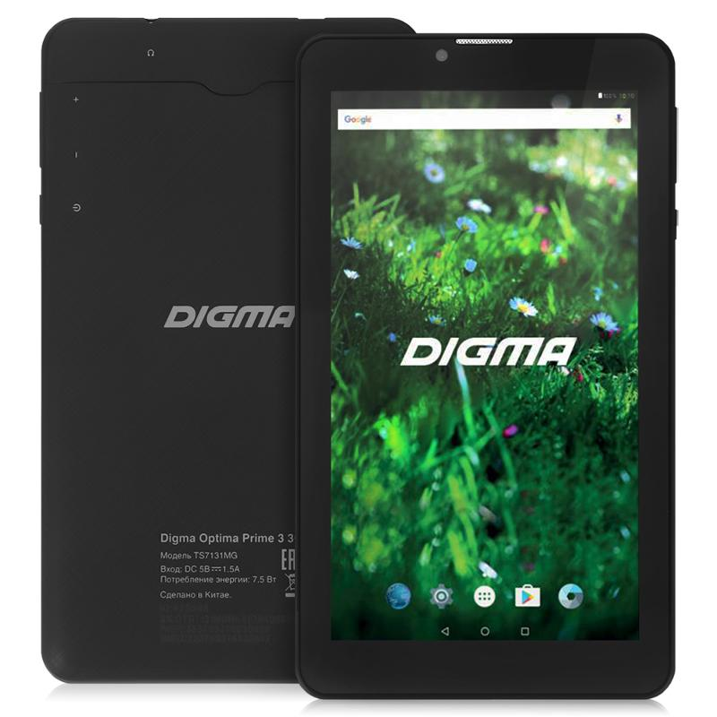 Black  For Digma Optima Prime 3 3G TS7131MG Tablet Pc Capacitive Touch Screen Glass Digitizer Panel Free Shipping