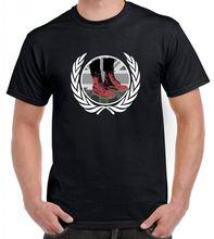 SKINHEAD DOCS T-SHIRT Ska Punk Hardcore Mod Clothing 100% Cotton T Shirts Brand Tops Tees